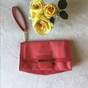 VICTORIA'S SECRET Pink Wrist Bag